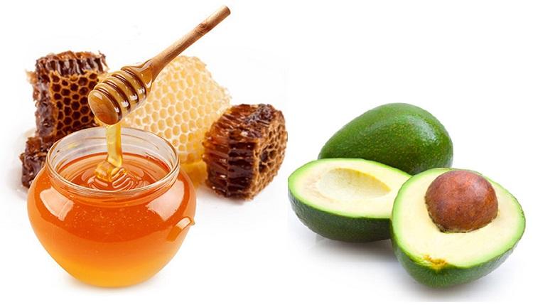 trị nám da tại nhà bằng mật ong và bơ