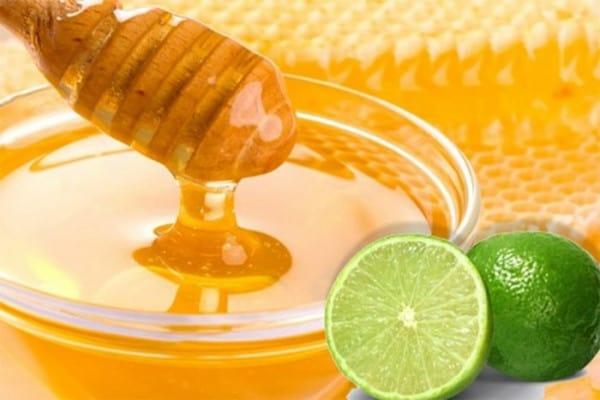 cách trị mụn ẩn bằng mật ong và chanh